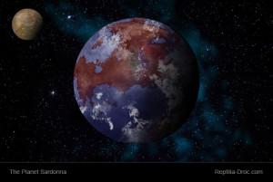 Planet Sardonna