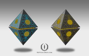 octahedron_Reptilia-Droc_Chris-Trefz